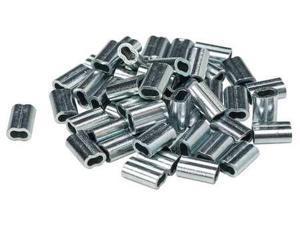 BRADY 38090 Loop Ferrule,Zinc Pld,PK50