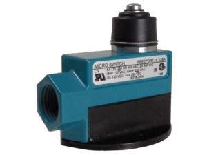 Enclosed Limit Switch, 240VAC/DC, Honeywell Micro Switch, DTV6-2RN