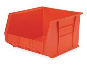 Red Hang and Stack Bin, 50 lb Capacity, 30239RED, Akro-Mils
