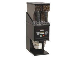Multi-Hopper Coffee Grinder, Black ,Bunn, MHG - BLK