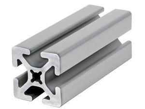 "145"" T-Slotted Framing Extrusion, 80/20, 1515-S-145"