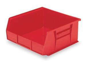 Red Hang and Stack Bin, 50 lb Capacity, 30235RED, Akro-Mils