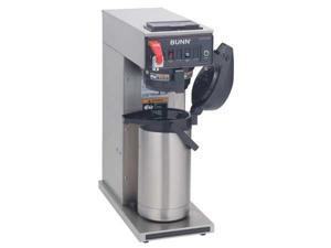 Single Airpot Coffee Brewer, 3.8 gal/hr