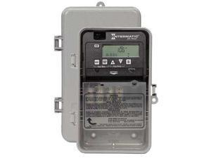 Beige Electronic Timer, EP100C, Intermatic