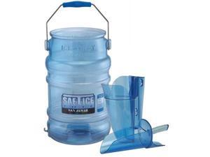 SAN JAMAR SI8500GR Ice Tote System, Blue