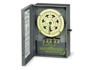 INTERMATIC T7801BC Timer, 7 Day, 4 Poles