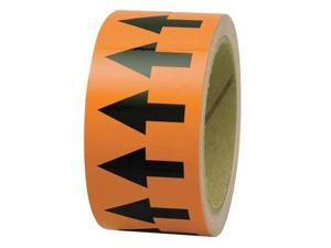 "Black/Orange Arrow Tape, Incom Manufacturing, PMA2532""W"