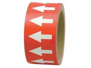 "White/Red Arrow Tape, Incom Manufacturing, PMA1541""W"