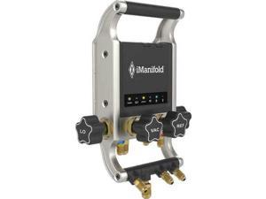 IMPERIAL 900-M Wireless Digital Manifold Gauge,4-Valve G8583346
