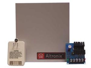 ALTRONIX AL624ET Power Supply 6/12/24 VDC @ 1.2A W/Tp1620