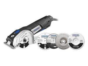 DREMEL US40 Circular Saw,4 in dia. Blade,13 in.L.