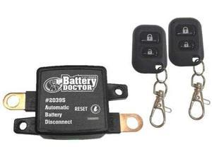 BATTERY DOCTOR 20395 Battery Disconnect, 200A, 12VDC, Automatic