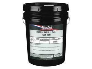 MYSTIK 663814002004 Lubricant Oil, Mineral Oil, 146 cSt, 5 gal.