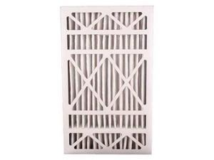 BESTAIR PRO G5-1625-11-2 Air Cleaner Filter, 25x16x5, MERV11, PK2