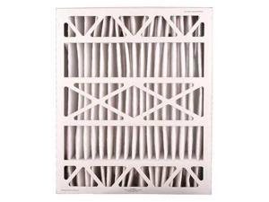 BESTAIR PRO SG6-2025-11-2 Air Cleaner Filter, 25x20x6, MERV11, PK2