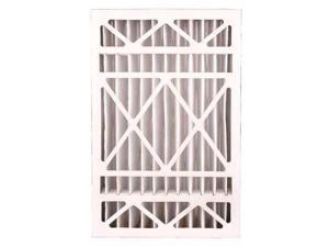BESTAIR PRO 5-1625-8-2 Air Cleaner Filter, 25x16x5, MERV8, PK2