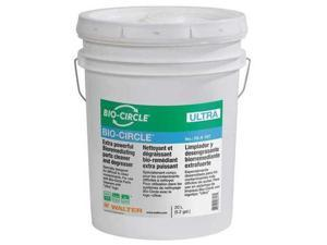 BIO-CIRCLE 55A107 Parts Washer Cleaning Solution,5.2 gal.