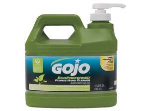 GOJO 0937-04 Eco-Preferred Pumice Hand Soap, 0.5 gal.