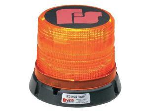 FEDERAL SIGNAL 252650-02 LED Beacon, PermMount