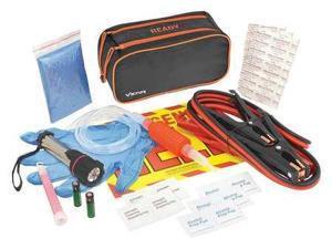 VICTOR 22-5-65101-8 Roadside Emergency Kit, 36 Piece