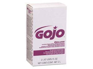 GOJO 2217-04-B5P00 Lotion Soap,2000mL,Refill Box,PK4