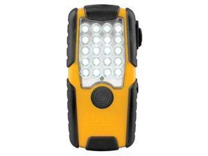 DEFENDER E712848 LED Inspection Light,3AA,Yellow