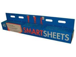 SMARTSHEETS SS-DE-FG-60X80X32-CASE-24 Dry Erase Sheet