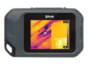 FLIR FLIR C2 Thermal Imager, 80 x 60, LCD, 14 to 302F
