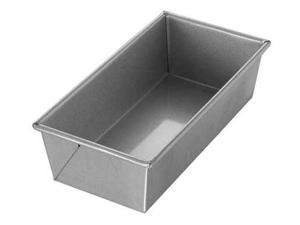 CHICAGO METALLIC 49110 Bread Pan, Single, Plain, 10x5