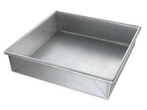 CHICAGO METALLIC 21500 Cake Pan, Square, 9x9