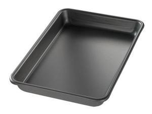 CHICAGO METALLIC 41852 Sheet Pan, Aluminum, 6-1/2x9-1/2