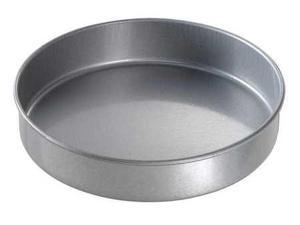 CHICAGO METALLIC 41025 Round Cake Pan, Glazed, 10x2