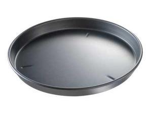 CHICAGO METALLIC 91160 Deep Dish Pizza Pan, Bakalon, 16 Dia.