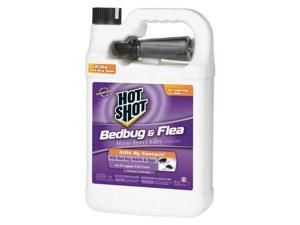HOT SHOT HG-96190 Bed Bug Killer, 128 fl. oz., Liquid Spray