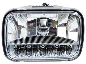 MAXXIMA MHL-5X7HILO Head Lamp,Rectangle,2.7A G6110255
