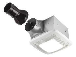 BROAN RB80L Bathroom Fan, 120V, 80 CFM, 0.3A, 27.4W