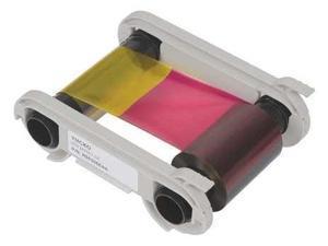 EVOLIS R5F002AAA ID Card Printer Ribbon, 5 Panel, 300 DPI