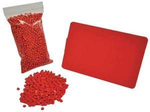 FILABOT P1C0020 Pellets, Plastic, Red