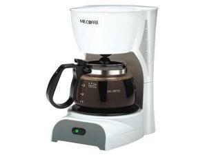 Switch Coffee Maker, White ,Mr. Coffee, DR4-NP