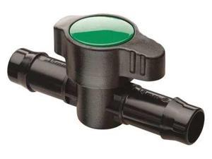 RAIN BIRD BVAL50-1S Shut Off Valve, Black
