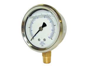 Pressure Gauge, Pic Gauges, 201L-404U