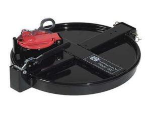 NEW PIG DRM1034-BK Vapor-Control Latching Drum Lid, Black