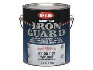Safety Red Interior/Exterior Paint, K11001011, Krylon