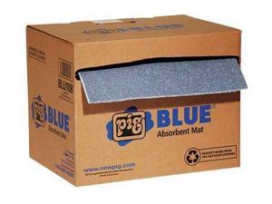 NEW PIG BLU108 Pig Blue Absorbent Roll, Hvy Wt, 10.7gal
