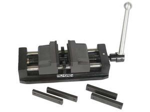 OPTIMUM SC140 Machine Vise, Self Centering, 4 In