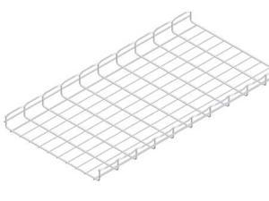 CABLOFIL CF54/500EZ Wire Mesh Cable Tray,20x2In,10 Ft G0454785