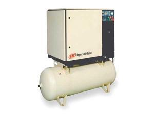 INGERSOLL-RAND UP6-15C-125/120-230-3 Rotary Screw Air Compressor,15 HP,55 cfm