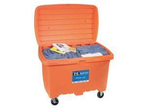 NEW PIG KIT279OR HiVis Spill Kit,Drum,76 gal. G0471390