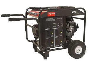 DAYTON 36C206 Portable Generator,9160W,442cc G0692347