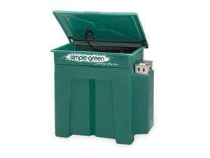 SIMPLE GREEN 0800000179260 Parts Washer,Aqueous,60 Gal,150 Lb